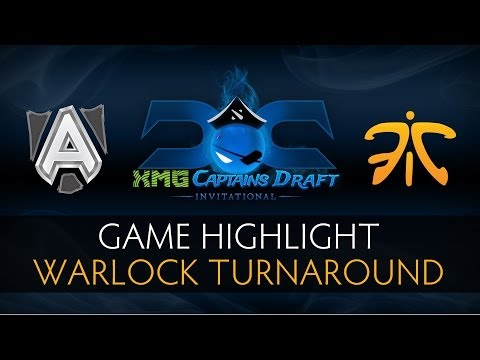 Warlock Turnaround By S4 - The Xmg Captains Draft Invitational video