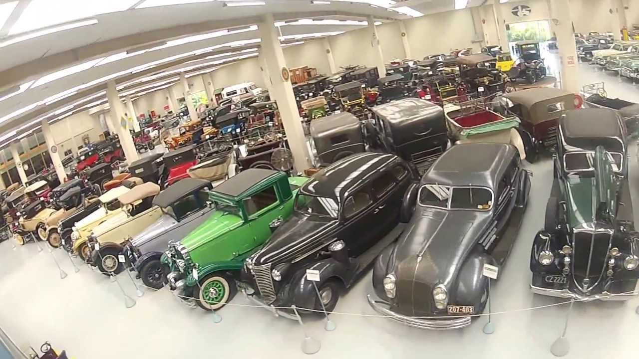 Southward Car Museum Open Day
