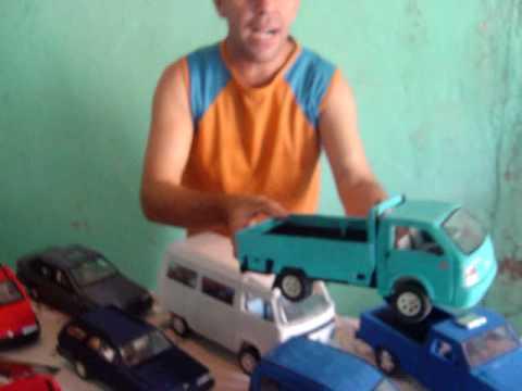 Douglas artes miniaturas de carro