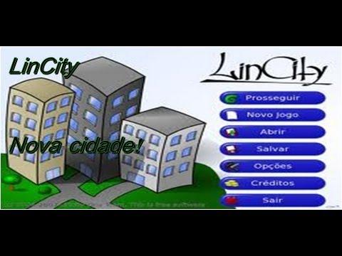 Lincity-ep1- A nova cidade!