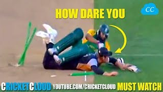 BEST RUN OUTS! Best Acrobatic Run Outs in the Cricket History (Please comment the best one)