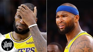 What DeMarcus Cousins' injury means for him and the Lakers | The Jump