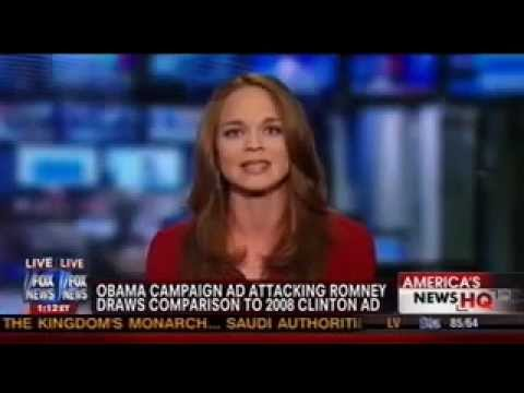 Marjorie Clifton on Fox News Channels' Americas News HQ (4.28.12)