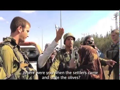 Episode #6: Right-wing extremists violent through the eyes of the children in Palestinian Susya