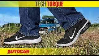 Tech Torque : Episode 2 - Audi Q3 & Nike AirMax | Special Feature | Autocar India