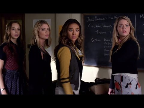 Pretty Little Liars 5x08