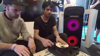 Argentina Game Show 2018 Freestyle Scratch Portablism