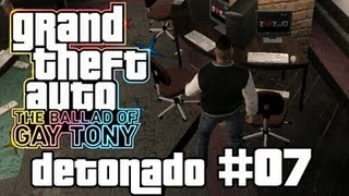 Inclusão Digital - GTA 4 TBoGT / Walkthrough (Xbox 360/PS3/PC) - Parte 07