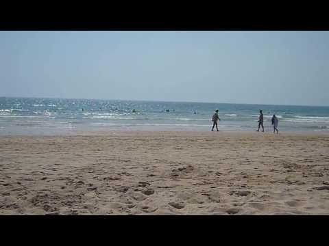 Novo Sancti Petri, Costa de la Luz, Playa Barrosa Beach, Chiclana, Andalusia