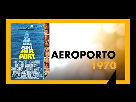 AEROPORTO (1970) - SESSÃO #028 - MEU TIO OSCAR