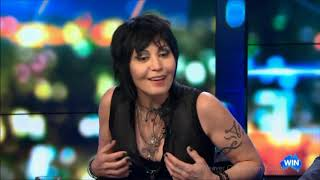 Joan Jett LIVE - Talking Sex & Rock ' n' Roll in the 70's & 80's Jan. 22, 2019