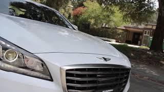 2018 Hyundai Genesis: A Luxury Sedan