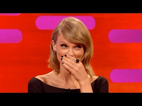TAYLOR SWIFT's Fans *Die* at 1989 Secret Listening Parties - The Graham Norton Show on BBC AMERICA
