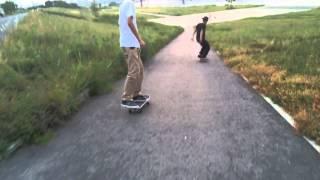 Kurume's skateboard (Trailer)