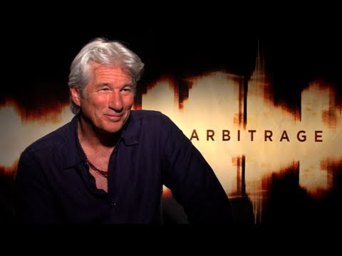 Richard Gere on Arbitrage and a Pretty Woman Sequel