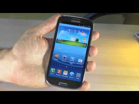 Samsung Galaxy S3 Rooted Review & Speedtest