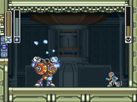 Misc Computer Games - Megaman X - Spark Mandrill