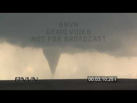 6/10/2010 Last Chance, Colorado Tornado Video