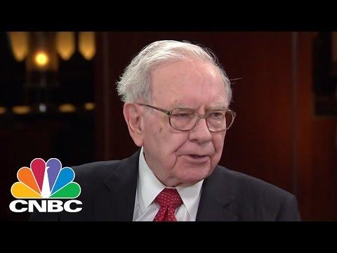 Warren Buffett On American Jobs, GDP And Oil   CNBC