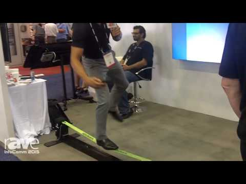 InfoComm 2015: Watch Neil From Crunchy Balance on The Crunchy Slack Attack Line