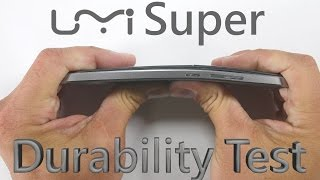 UMi Super - Bend Test, Burn test, Flame Test - Durability video