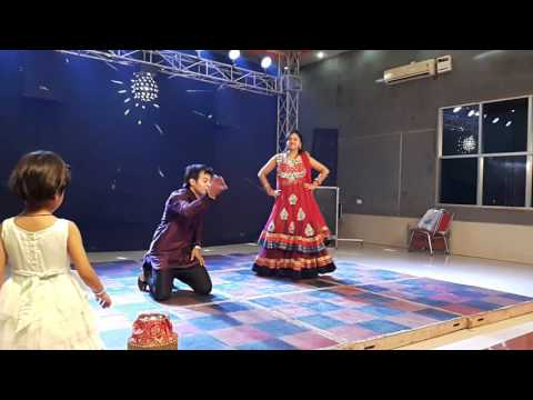 Radhika k daddy, jab se hui hai shaadi funny sangeet dance |