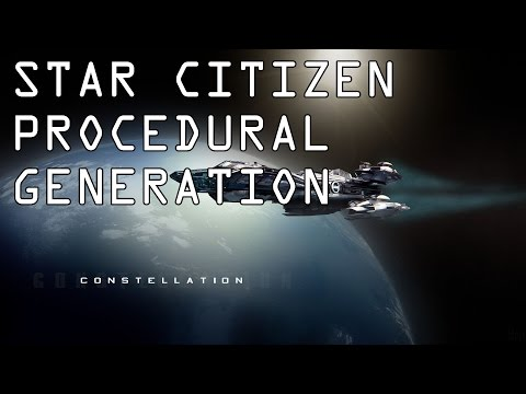 Star Citizen's Procedural Generation – Chris Roberts Interview PAX