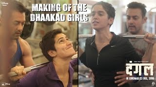 Download Making of The Dhaakad Girls | Dangal | In Cinemas Dec 23 3Gp Mp4