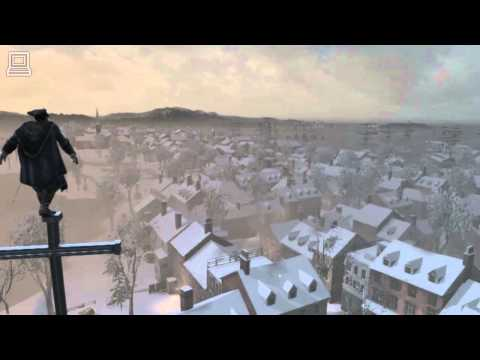 Assassin's Creed III : GeForce 8600M GT (Boston Viewpoints)