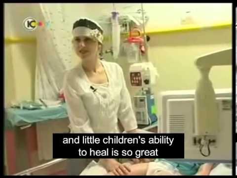 A report by Miri Michaeli -- Baby Adel Bitton
