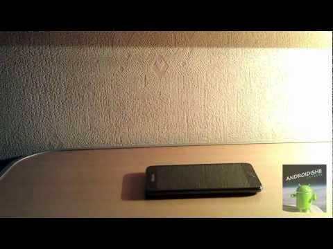 Обзор конфига для Asphalt 7 на Samsung Galaxy Note