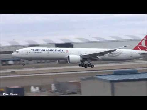 Plane Spotting Toronto,Canada 2013 (HEAVYS) HD
