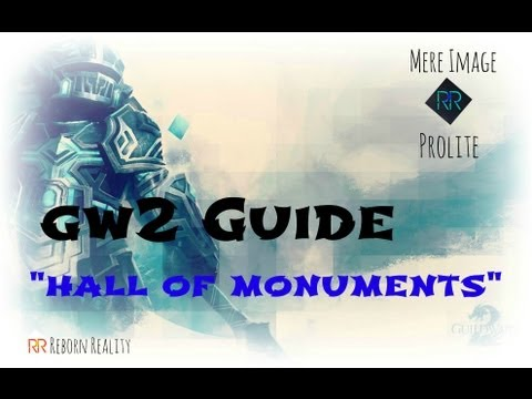 Guild Wars 2 - Hall of Monuments (HoM) and Achievement Hunting [Guide]