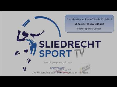 1080. Landskampioenschap Eredivisie VCSneek - Sliedrecht Sport D1