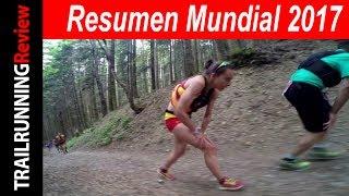 Mundial Trail Running Italia 2017 - Resumen Carrera