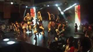 Crewplayers Hi Five Showcase Aug 31 2014-Danie