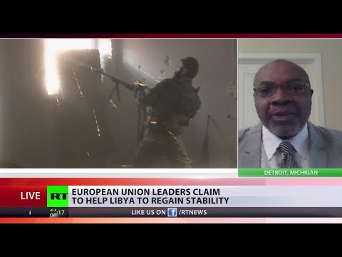 Europe wants to help Libya to regain stability...again!?