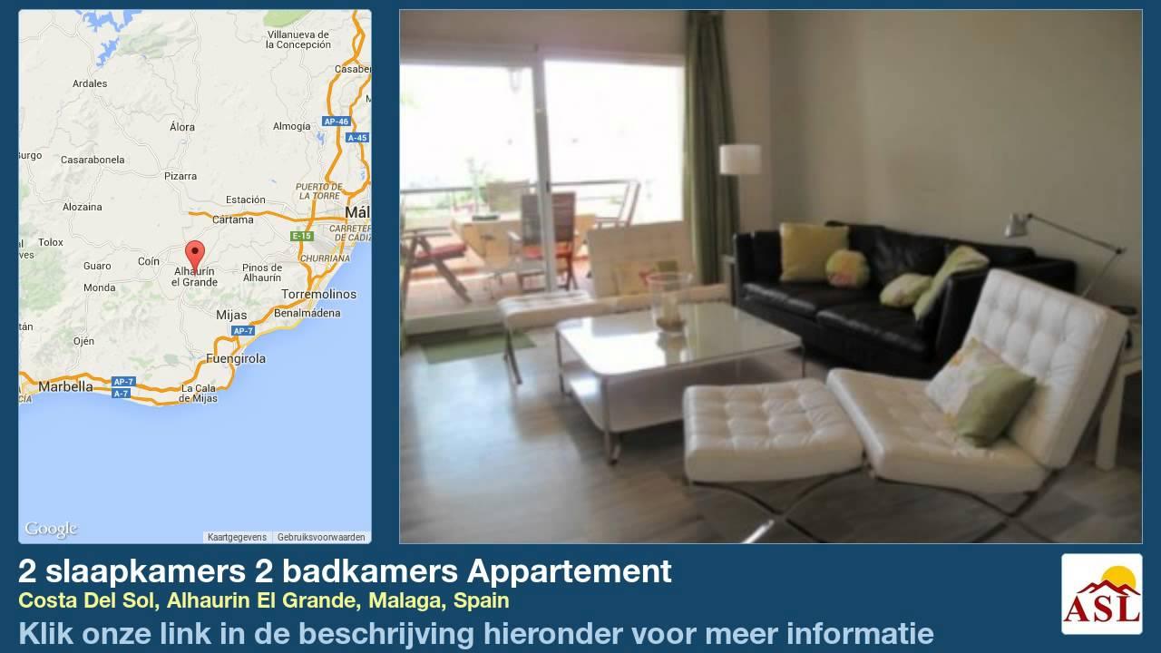 2 slaapkamers 2 badkamers Appartement te Huur in Punta Prima ...