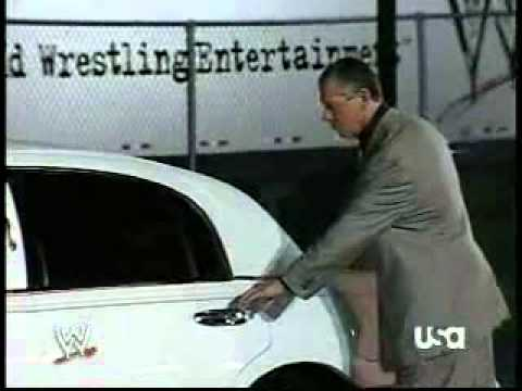 Undertaker Interrupts McMahon's Ride Home