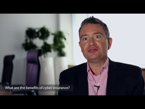 What does cyber insurance cover?