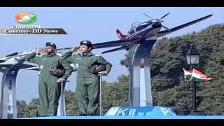 India's Military prowess on display at the 64th Republic Day parade