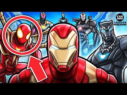 What If This Happened in Marvel's Civil War [ Parody ] ft Spider-man Homecoming