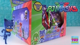 PJ Masks Series 1 Blind Bag Figures Opening Catboy Gekko & More | PSToyReviews