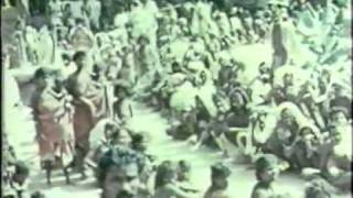 Ramana Maharshi Rare video (69th Birthday celebration December 1948)