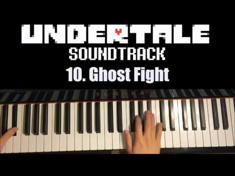Misc Computer Games - Undertale - Ghost Fight
