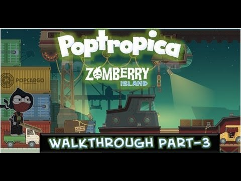 Poptropica Zomberry Island Walkthrough Part 3