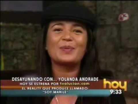 Galilea - Desayuno con Yolanda Andrade