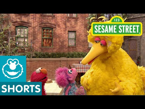 Sesame Street: The Good Birds' Club