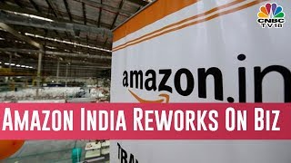 India Business Hour | Amazon India Back On Track, Sources Confirm It is Reworking On Biz Structure