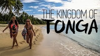 Amazing Affordable Tropical Vacation | Traveling Tonga Highlights